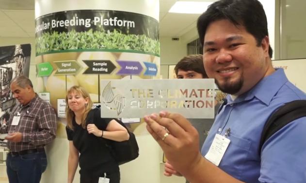 The Climate Corporation Bio Tech Tour
